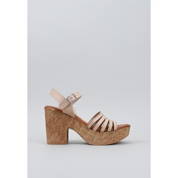 Schuhe Damen Sandalen / Sandaletten Musse & Cloud  Beige