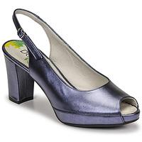 Schuhe Damen Pumps Dorking MODALIA Marine