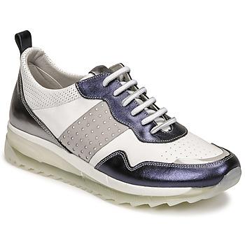 Schuhe Damen Sneaker Low Dorking VIP Weiss