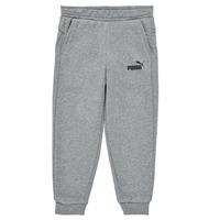 Kleidung Jungen Jogginghosen Puma ESSENTIAL SLIM PANT Grau