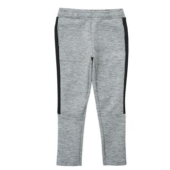 Kleidung Jungen Jogginghosen Puma EVOSTRIPE PANT Grau