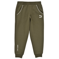 Kleidung Jungen Jogginghosen Puma T4C SWEATPANT Kaki