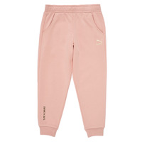 Kleidung Mädchen Jogginghosen Puma T4C SWEATPANT Rose