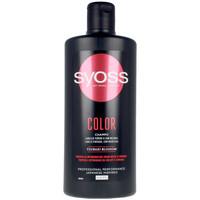Beauty Shampoo Syoss Color Tech Champú Cabello Teñido  440 ml