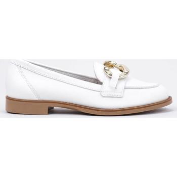 Schuhe Damen Slipper Krack  Weiss