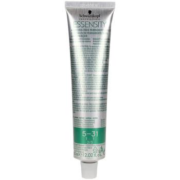 Beauty Accessoires Haare Schwarzkopf Essensity Ammonia-free Permanent Color 5-31  60 ml