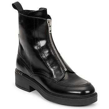 Schuhe Damen Boots Jonak ARIETTE Schwarz