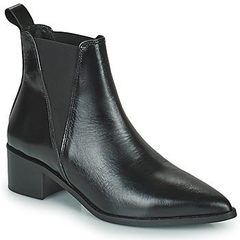 Schuhe Damen Boots Jonak ANOKI Schwarz