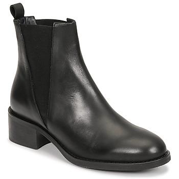 Schuhe Damen Boots Jonak DODGE Schwarz