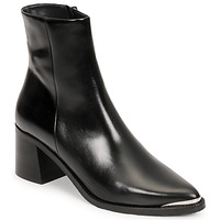 Schuhe Damen Low Boots Jonak DELO Schwarz