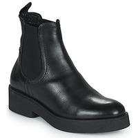 Schuhe Damen Boots Jonak NOLITA Schwarz