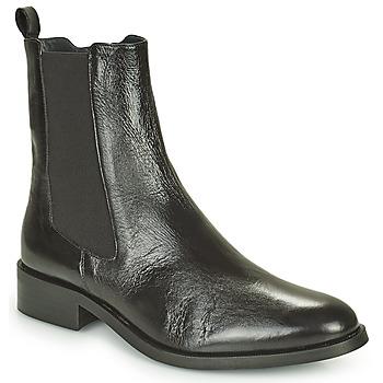 Schuhe Damen Boots Jonak DARILE Schwarz