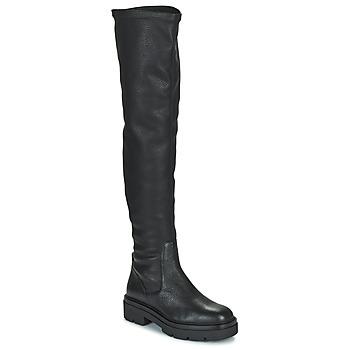 Schuhe Damen Klassische Stiefel Jonak POMONE Schwarz