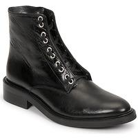 Schuhe Damen Boots Jonak DOLCE Schwarz