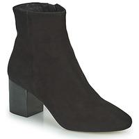 Schuhe Damen Low Boots Jonak VILBERT Schwarz