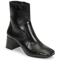 Schuhe Damen Low Boots Jonak AMALRIC Schwarz
