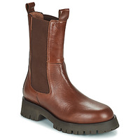 Schuhe Damen Boots Jonak RIDLE Braun