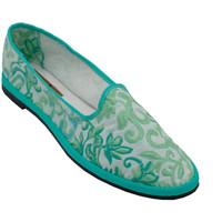 Schuhe Damen Hausschuhe Milly FRIULAPAOLAavianaturch bianco