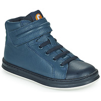 Schuhe Kinder Sneaker High Camper RUNNER Blau