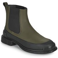 Schuhe Damen Boots Camper PIX Kaki / Schwarz