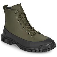 Schuhe Herren Boots Camper PIX Schwarz / Kaki