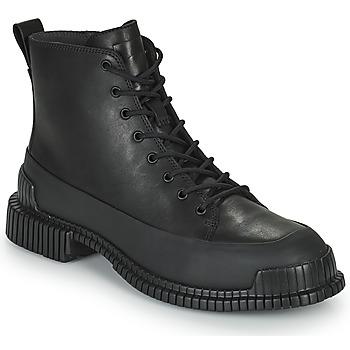 Schuhe Damen Boots Camper PIX Schwarz