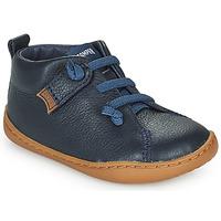 Schuhe Kinder Derby-Schuhe Camper PEU CAMI Blau