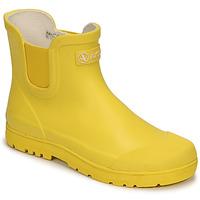 Schuhe Kinder Gummistiefel Aigle CHELSEA 2 Gelb