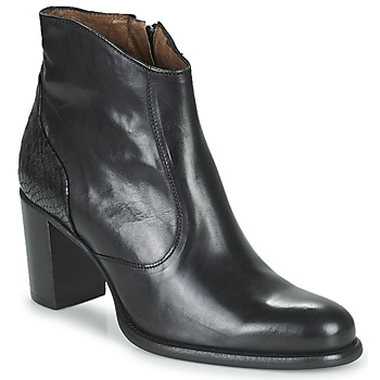 Schuhe Damen Low Boots Muratti ROBERSAT Schwarz