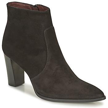 Schuhe Damen Low Boots Muratti RUSSO Schwarz