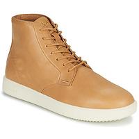 Schuhe Herren Sneaker High Clae GIBSON Braun