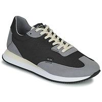 Schuhe Herren Sneaker Low Clae RUNYON Schwarz / Grau