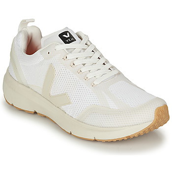 Schuhe Sneaker Low Veja CONDOR 2 Weiss