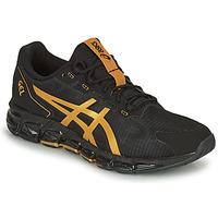 Schuhe Herren Sneaker Low Asics GEL-QUANTUM 360 6 Schwarz / Gold