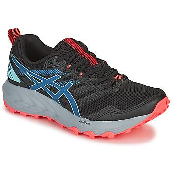 Schuhe Damen Laufschuhe Asics GEL-SONOMA 6 Schwarz / Blau / Rose