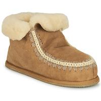 Schuhe Damen Hausschuhe Shepherd PIA Camel