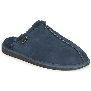 Schuhe Herren Hausschuhe Shepherd HUGO Blau