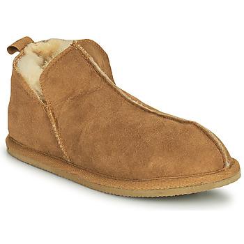 Schuhe Kinder Hausschuhe Shepherd MARSIELLE Braun