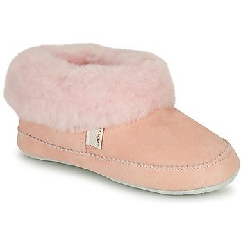Schuhe Mädchen Hausschuhe Shepherd PITEA Rose