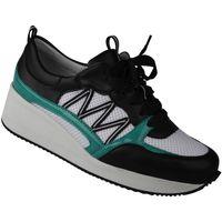 Schuhe Damen Sneaker Low Lei By Tessamino Damenschnürer Nele Farbe: blau blau