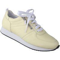 Schuhe Damen Sneaker Low Lei By Tessamino Damenschnürer Nadja Farbe: gelb gelb