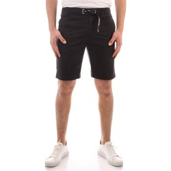 Kleidung Herren Shorts / Bermudas Refrigiwear GA9103-P54600 SCHWARZ
