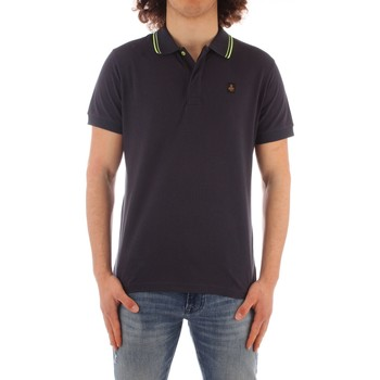 Kleidung Herren Polohemden Refrigiwear PX9032-T24000 BLAU