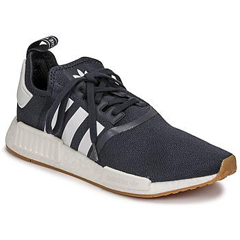Schuhe Sneaker Low adidas Originals NMD_R1 Marine / Weiss
