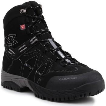 Schuhe Herren Boots Garmont Trekkingschuhe  Momentum WP 481251-201 schwarz