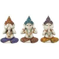 Home Statuetten und Figuren Signes Grimalt Ganesha 3SET Einheiten Multicolor