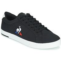 Schuhe Herren Sneaker Low Le Coq Sportif VERDON II Schwarz