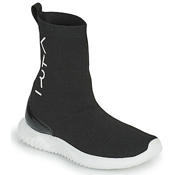 Schuhe Mädchen Sneaker High Karl Lagerfeld HEROS Schwarz