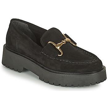 Schuhe Damen Derby-Schuhe Elue par nous KOMPLEMENT Schwarz
