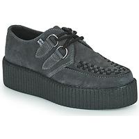 Schuhe Derby-Schuhe TUK VIVA HIGH CREEPER Grau
